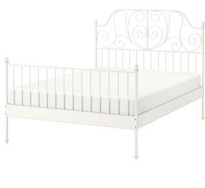 White Bed frame for Sale in Austin, TX