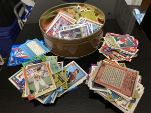 Assorted Tops, Upper Deck Baseball, Football and Hockey Cards (1989-1991) for Sale in Trenton, NJ