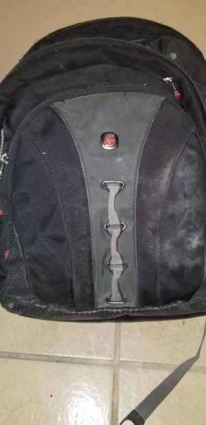 Checkpoint friendly swiss carrying backpack laptop for Sale in Houston, TX
