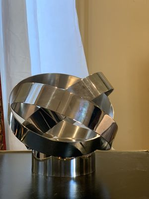 Georg Jensen Denmark Sculpture for Sale in UPR MAKEFIELD, PA