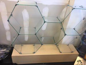 Glass Shelve Display for Sale in Lawrenceville, GA