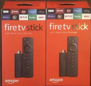 Amazon Firestick 4K for Sale in Pottsville, PA