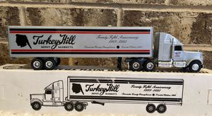 Used, Turkey Hill 25th Anniversary Truck By: Ertl 1/64 Scale. $19.00 for Sale for sale  Dillsburg, PA