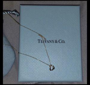 Tiffany - open heart pendant for Sale in Montebello, CA