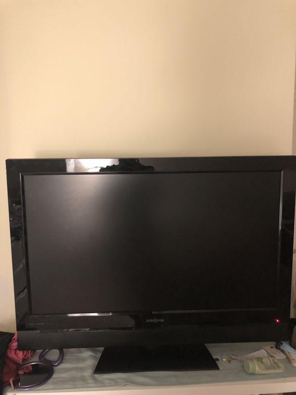 Insignia plasma TV