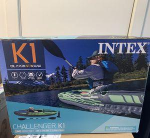 Intex Challenger Kayak Series for Sale in Needham, MA