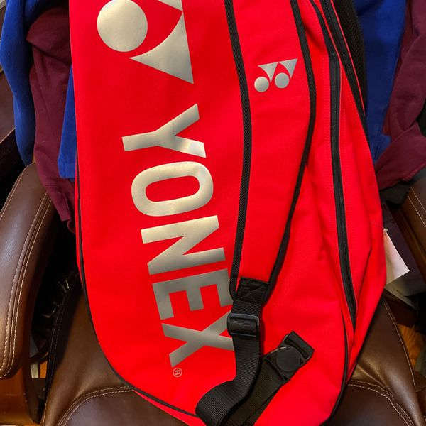 New Yonex 6 Racket Tennis Bag