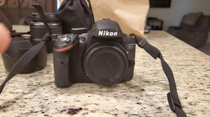 Nikon D3200. for Sale in Fort Lauderdale, FL