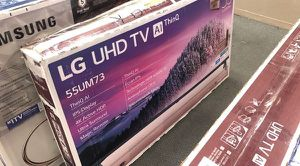 LG uhd tv 55 inch 6HT9 for Sale in Fort Worth, TX