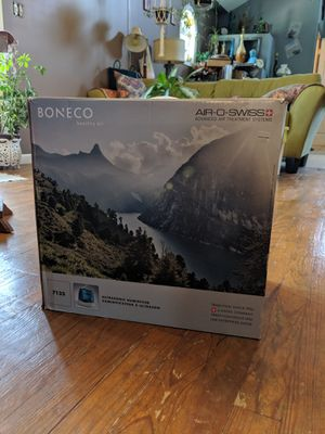 Boneco healthy air Air-O-Swiss (advanced air treatment systems) Ultrasonic Humidifier #7135 for Sale in Selinsgrove, PA