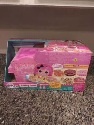Lalaloopsy Baking Oven for Sale in Gaithersburg, MD