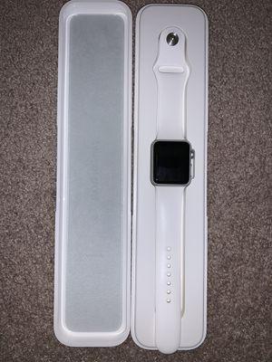 Apple Watch 38mm (Series 1) Silver for Sale in Kent, WA