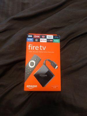 Amazon fire tv for Sale in Peoria, AZ