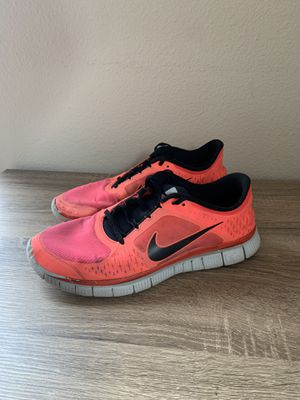 Men's Nike Free Run 3 Size 12.5 Running Shoes FREE! for Sale in Hillsboro, OR