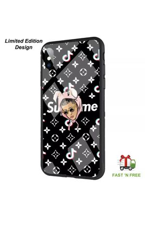 IPhone Case for XR to 11 Pro Max TIK TOK Bad Bunny for Sale in Salinas, CA