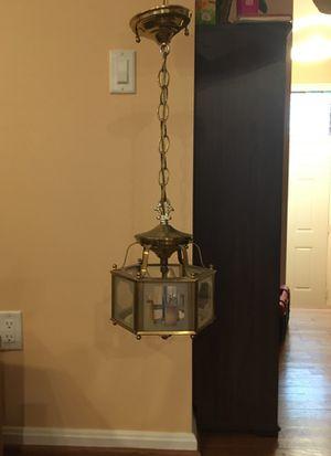 Golden, Classic Chandelier for Sale in Fairfax, VA