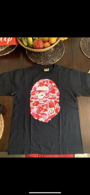 BAPE ABC Camo Big Ape Head (M) for Sale in Hyattsville, MD