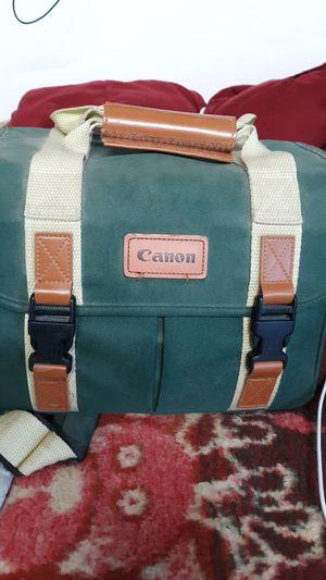 Selling camera uniform for military lenses camera bag for Sale in Hayward, CA