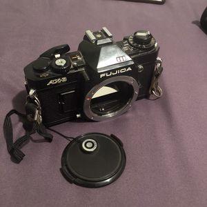 fujica ax-3 film camera (body only) for Sale in Las Vegas, NV