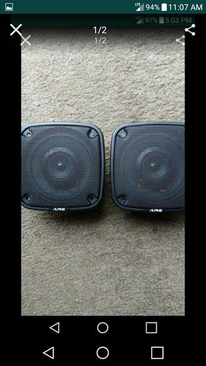 Alpine 6247GD Speakers for Sale in Nashville, TN