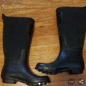 Coach Pearl Classic Signature Rain Boots for Sale in Glendora, CA
