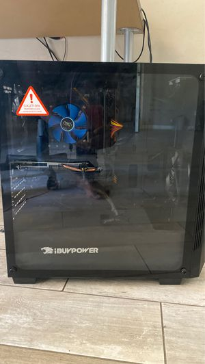 iBuyPower Pc for Sale in Phoenix, AZ