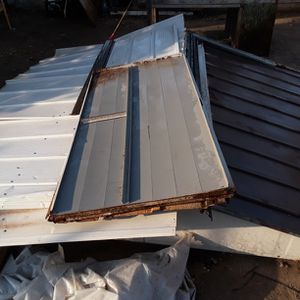 Shed de Metal completo 8x10 for Sale in Arvin, CA