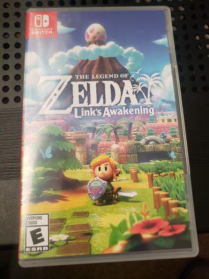 The Legend of Zelda Links Awakening Nintendo Switch for Sale in San Diego, CA