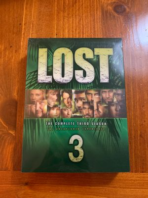 Lost - the complete 3rd season for Sale in North Miami, FL