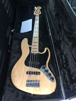 V String American Deluxe Fender Jazz Bass for Sale in Washington, DC
