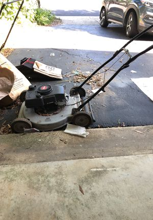 Free craftsman lawn mower . for Sale in Sterling, VA