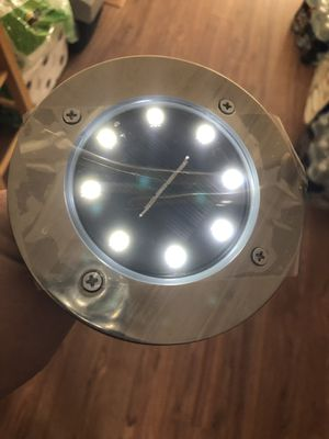 Solar sidewalk lights for Sale in Springfield, VA