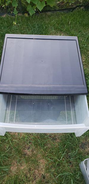 Sterilite plastic drawers for Sale in Des Plaines, IL