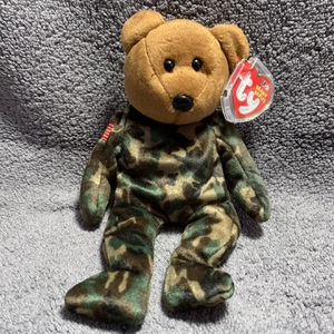 USA HERO Bear Beanie Baby - Perfect Condition for Sale in Soddy-Daisy, TN