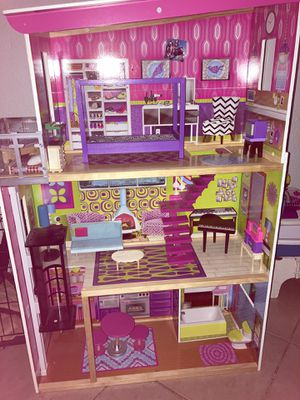 Doll house fully furnished for Sale in Fort McDowell, AZ