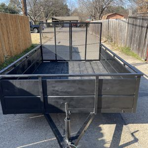 Trailer 77 X10 Excelentes Condiciones Factura De Venta for Sale in Irving, TX