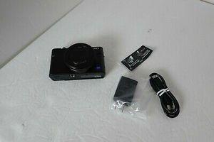 Sony Cyber-shot DSC-RX100 VII - 20.1MP Point & Shoot Digital Camera - Black for Sale in Miami, FL