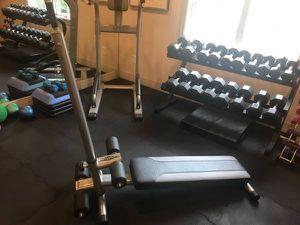TUFF STUFF Adjustable abdominal bench for Sale in Houston, TX