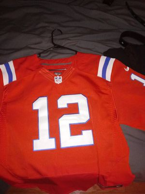 Brady patriots jersey paid 250 want 110 size 44 for Sale in Orlando, FL