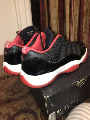 best service add21 89191 Air Jordan Low Bred 11 for Sale in New York, NY