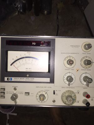 HP sound wave analyzer for Sale in San Diego, CA