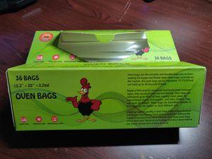 Oven bags (turkey bag) for Sale in El Monte, CA