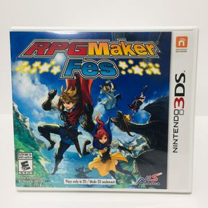 RPG Maker FES Nintendo 3DS/2DS for Sale in Bothell, WA