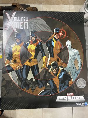 Maeve legends X-men 5 pack for Sale in Port Richey, FL