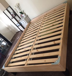 Queen bed good condition for Sale in Orange, CA