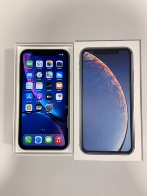 Unlocked iPhone XR 64GB for Sale in Vancouver, WA