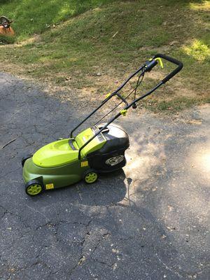 "14"" 12 Amp Sun Joe Electric Lawn Mower for Sale in Arlington, VA"