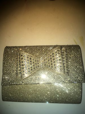 Silver bow wallet for Sale in San Jose, CA