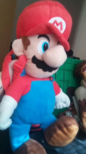 mario back pack for Sale in Ailey, GA