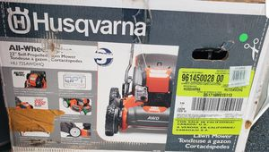 New Husqvarna HU725AWDHQ All Wheel Drive Self Propelled 22in Gas Lawn Mower for Sale in Kingsville, MD